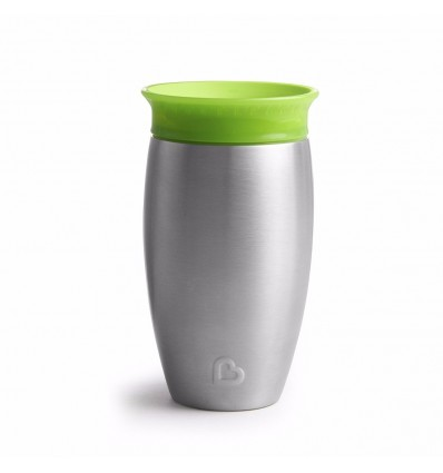 miracle stainless steel 360 sippy cup