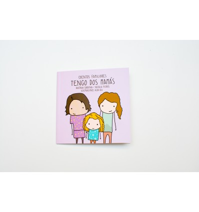 Cuentos Familiales - Tengo dos mamás