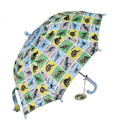 Paraguas dinosaurios
