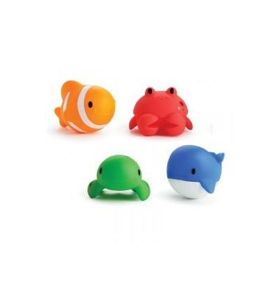 Bath Toys Beach - 4 pack